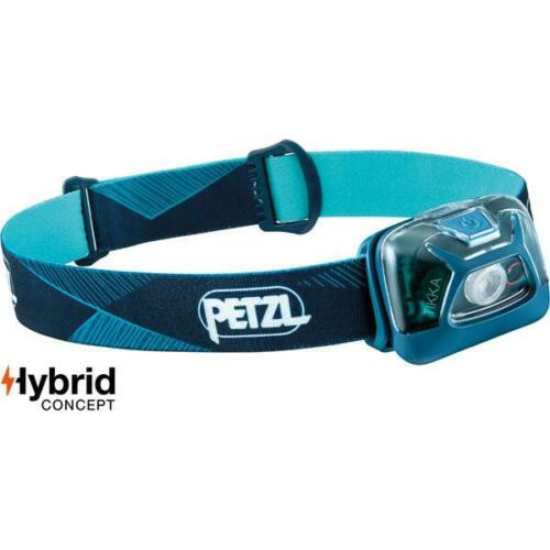Petzl Tikka 300 Lumen Headlamp Blue