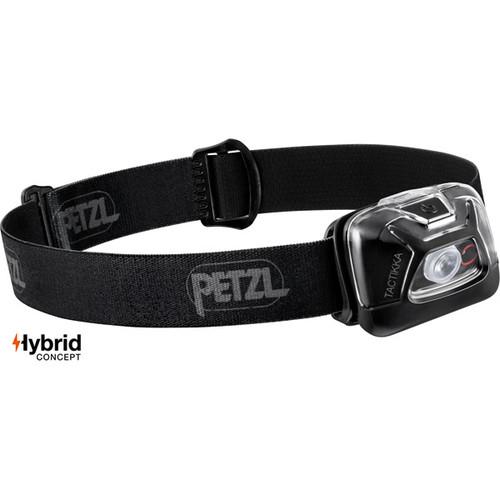 Petzl Tactikka 300 Lumen Headlamp Black