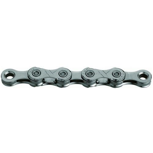 KMC X11 11 Speed Chain 114 Links Grey