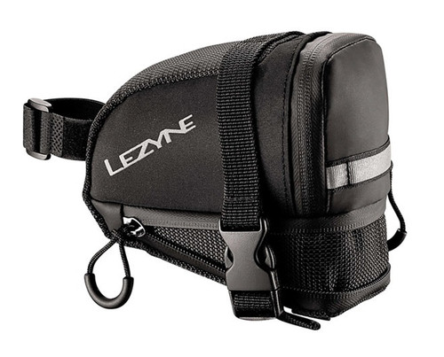 Lezyne EX Caddy Saddle Bag In Black