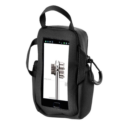 Lezyne Phone Caddy Bag In Black