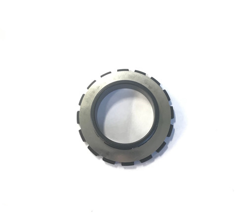 Alligator CLA-02 Disc Alloy Lockring For 12,15 & 20mm Thru-Axle Hub In Black