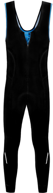 Funkier Gerona Gents Pro Winter Thermal TPU Bib Tights in Black (S-978-W-14)
