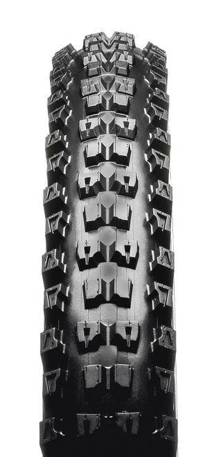 Hutchinson Griffus MTB Wired Tube Type Tyre in Black