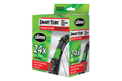 Slime Self Sealing MTB Tubes Schrader Valve