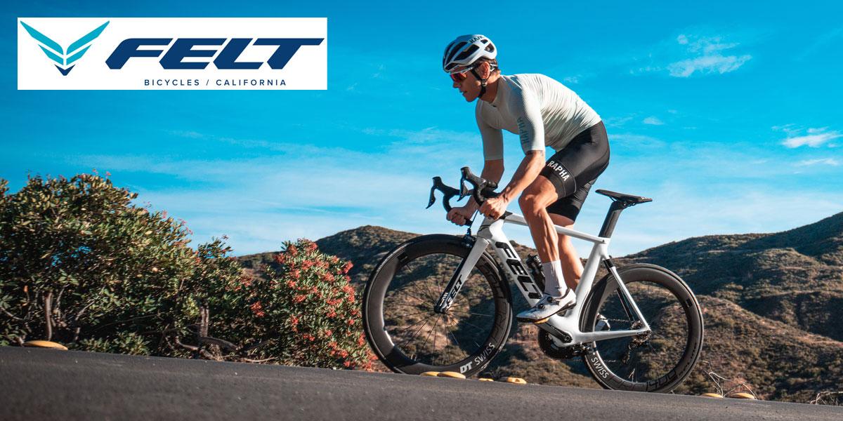 Felt Bicycles California - Road Bikes