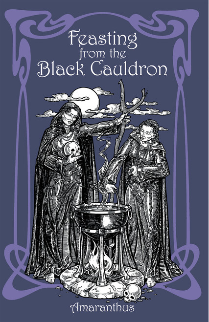 Feasting from the Black Cauldron by Amaranthus