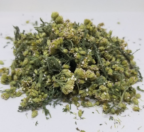 Yarrow Herb and Flower (Raven's) - bulk - per oz