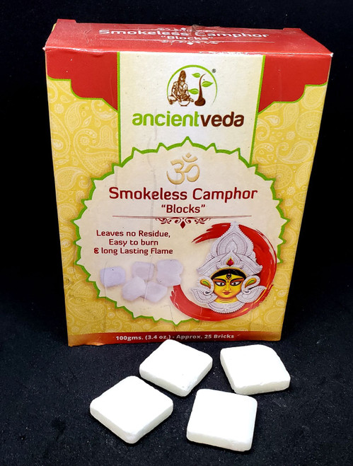 Camphor Tablets (25 count)
