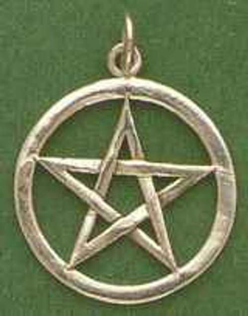 Classic Silver Pentacle