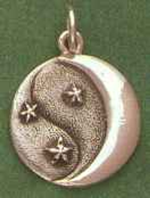 Night Harmony Pendant by Brigid's Fire *Clearance*