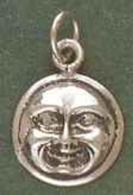 Lunatrix Moon Pendant *Clearance*