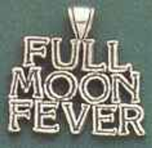 Full Moon Fever Pendant by Brigid's Fire *Clearance*