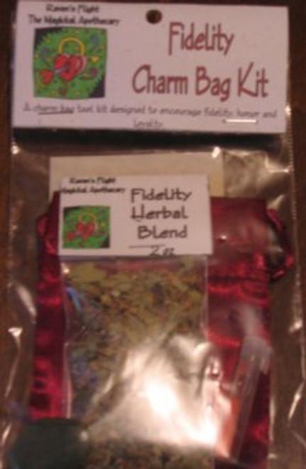 Fidelity Charm Bag Spell Kit