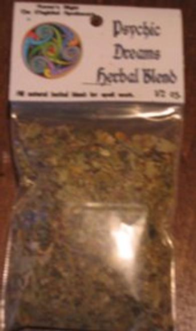 Psychic Dreams Magickal Herb Blend 1/2 oz