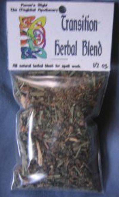 Transition Herb Blend 1/2 oz