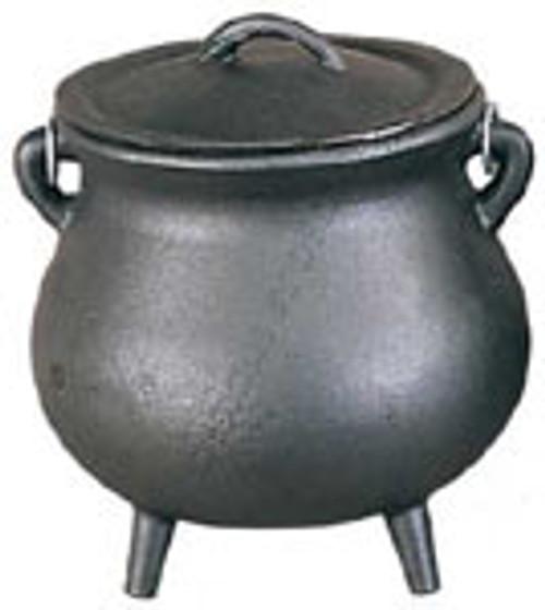 """4"""" Cauldron with Triqueta"""