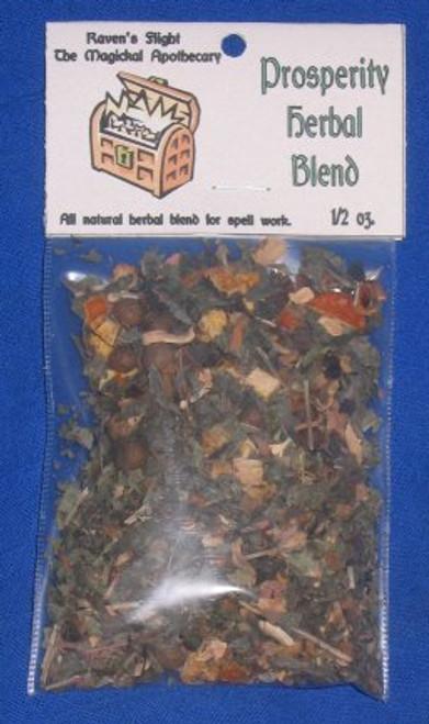 Prosperity Magickal Herb Blend