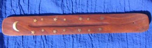 Moon & Stars Stick Incense Burner