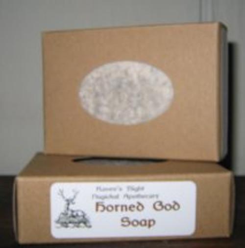 Horned God Soap