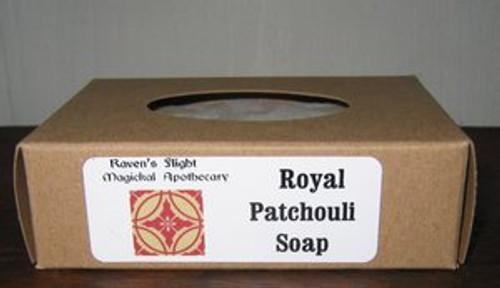 Royal Patchouli Soap