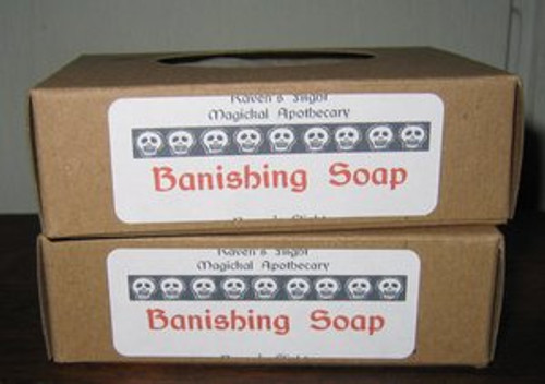Banishing Soap