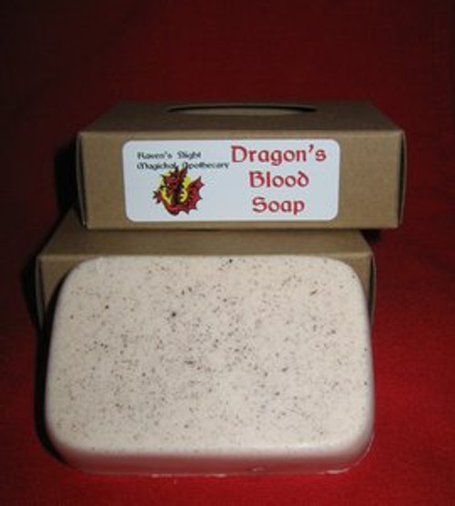 Traditional Dragon's Blood Soap