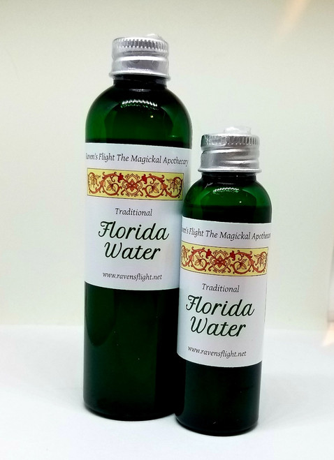 Florida Water by Raven's Flight 4 oz