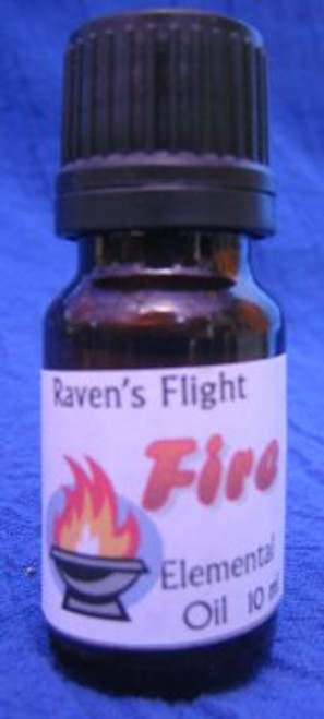 Fire Elemental Magickal Oil Blend