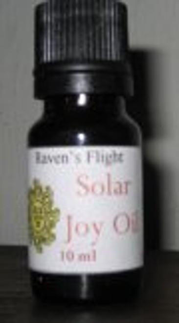 Solar Joy Magickal Planetary Oil Blend