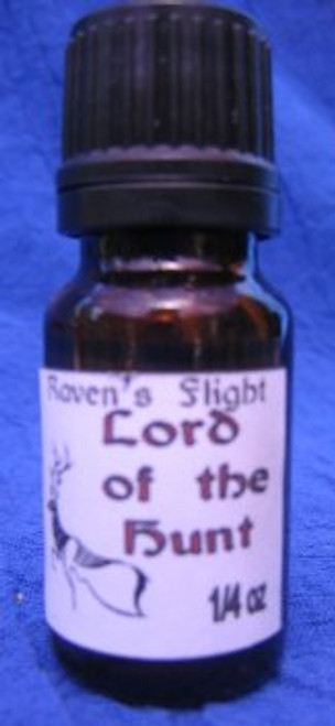 Lord of the Hunt Magickal Oil Blend