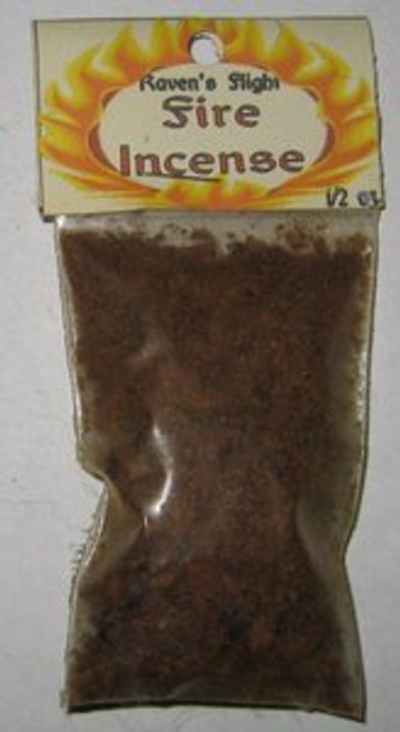 Fire Elemental Charcoal Incense 1/2 oz bag
