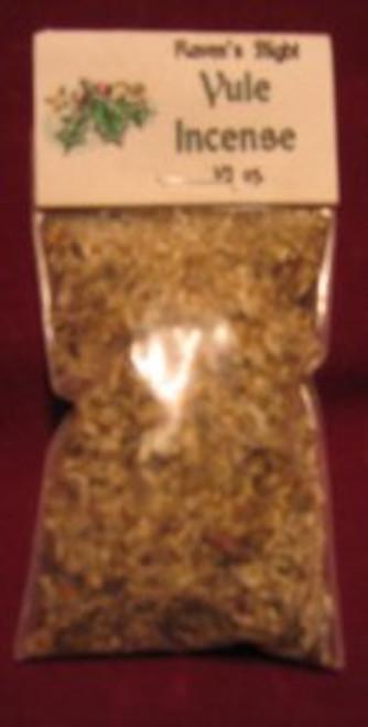 Winter Solstice/Yule Charcoal Incense 1/2 oz bag