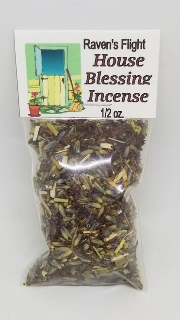 House Blessing Charcoal Incense 1/2 oz bag