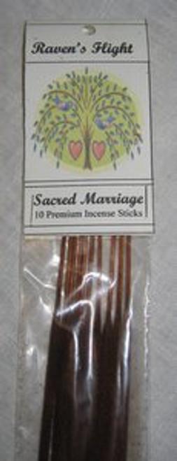 Sacred Marriage Premium Incense Sticks