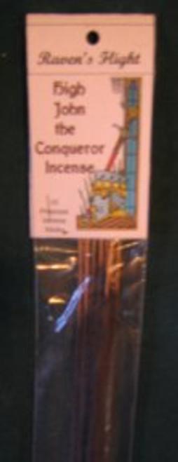 High John the Conqueror Premium Incense Sticks
