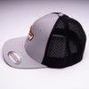RYDCREW LOGO GREY Flexfit Mesh Hat