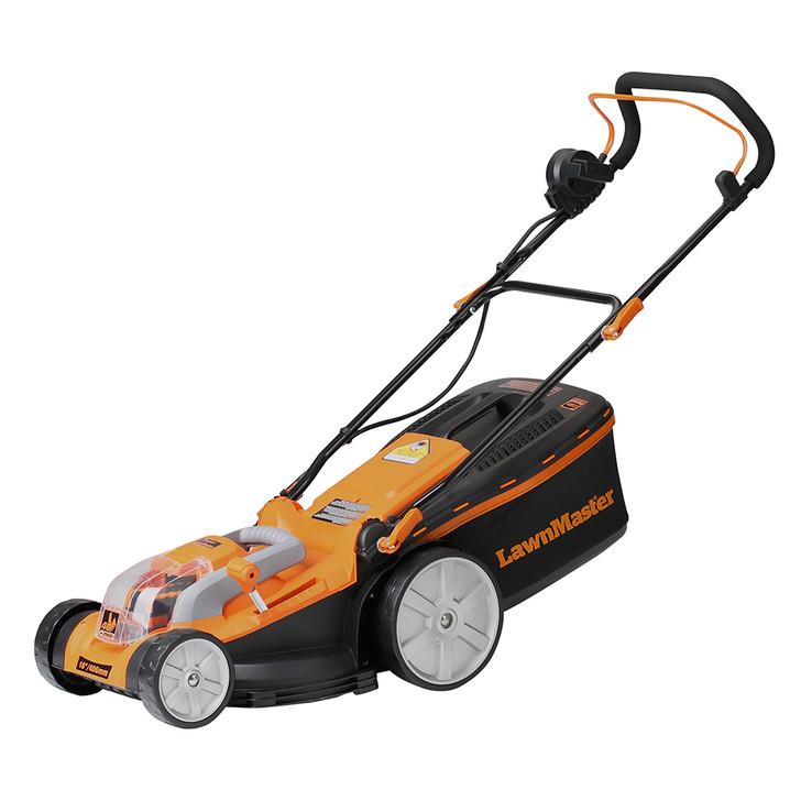 40V 16-Inch Lawn Mower-Test