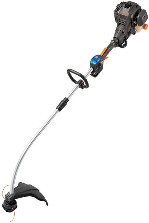 25CC 2-Cycle Curved Split Shaft Grass Trimmer