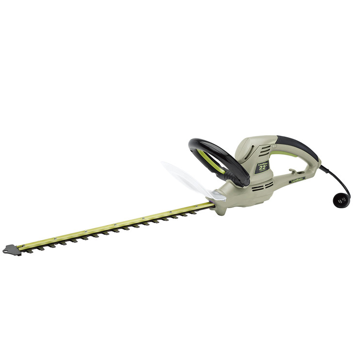 4 Amp 22-Inch Hedge Trimmer
