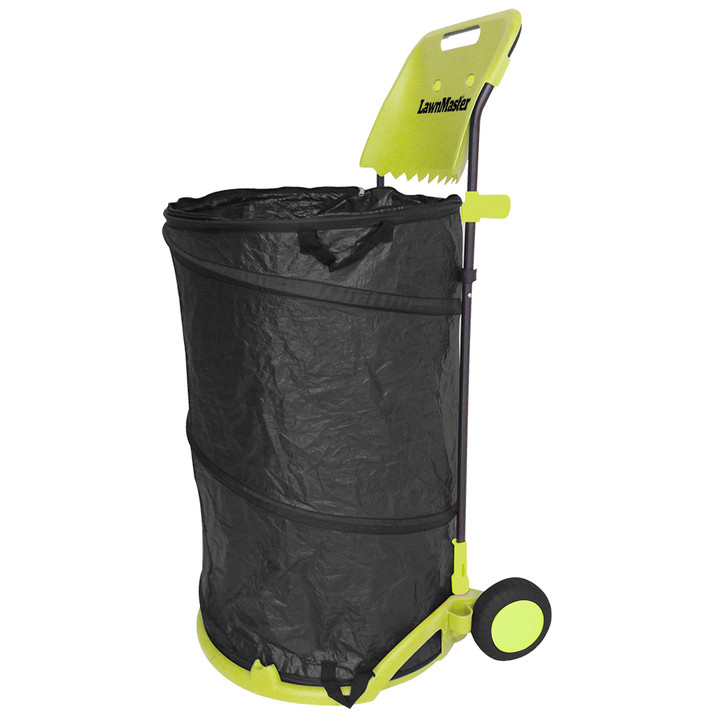 Bag-It 32 Gal Portable Yard Collection Cart