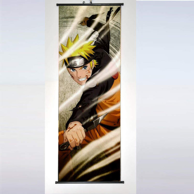 NARUTO WALL CROLL - NARUTO