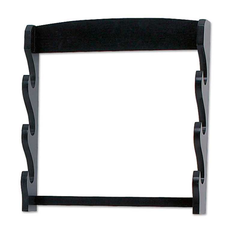 Wall Mount Sword Stand - 3-Tiers