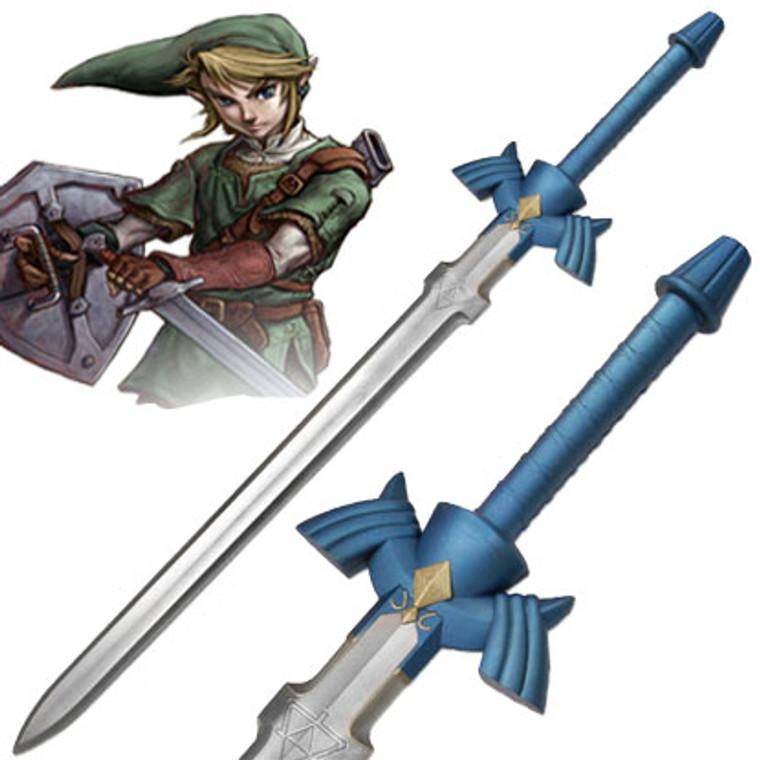 Legend of Zelda - Link's Blue Master Sword (Foam)