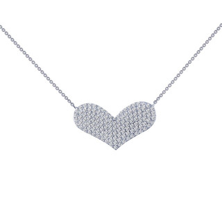 Lafonn Heart Necklace - N0041CLP18