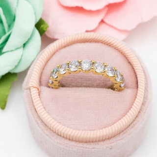 JADA Elsie Eternity Ring  - 101605