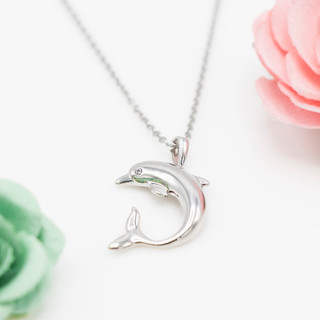 JADA Harmony Dolphin Necklace - 101015