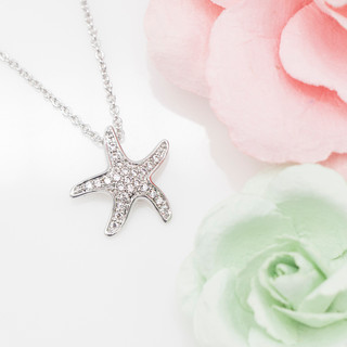 Baby Starfish Necklace - 800030
