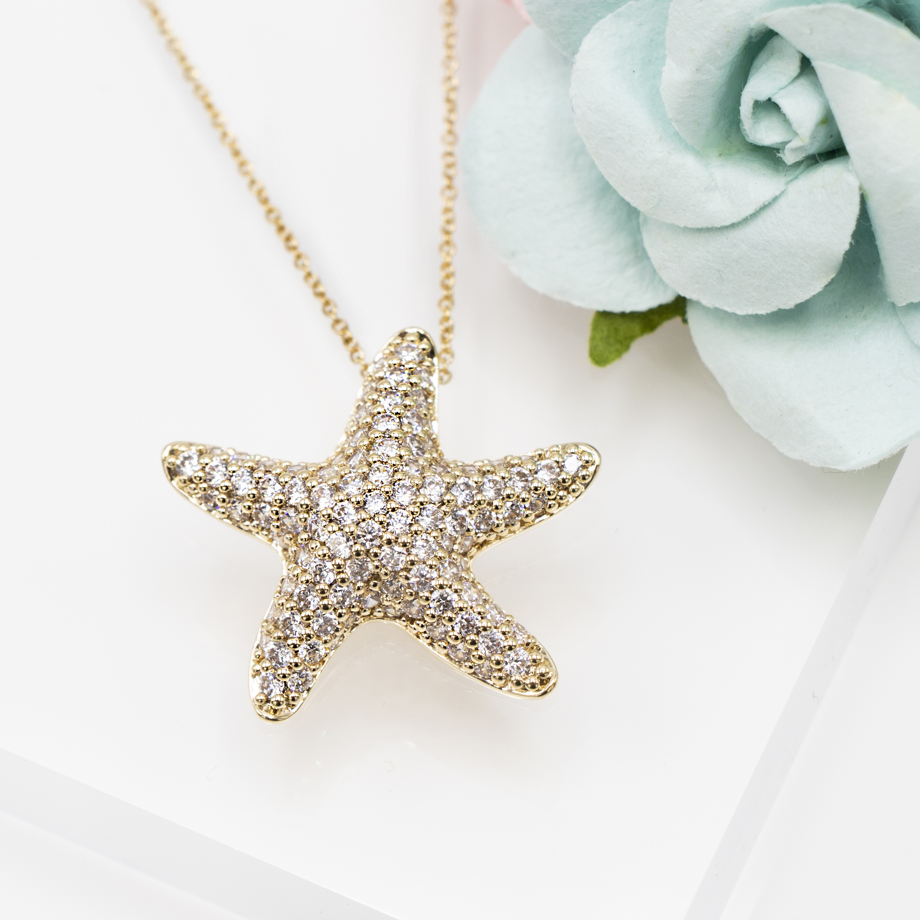 Image result for Starfish Necklace