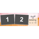 Country Couture 2x6 Print Template - 2 Images